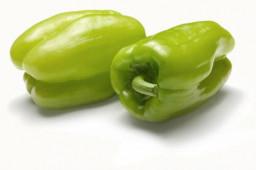 Зелёный болгарский перец(узбекский) кг